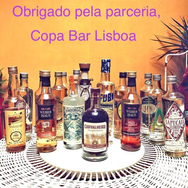 Já conhece o Copa Bar Lisboa? Primeiro bar especializado em cachaça e outras bebidas latinas, de Lisboa! Dá uma olhada no insta @copalisboa e vá visitá-los! Vale muito a pena!  #cachaça #cachaçadealambique #mundodacachaça #cocktails #lisboa #acachaça #copalisboa